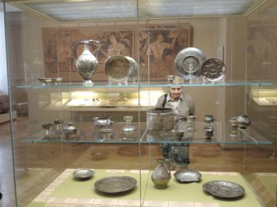 Sassanidisk sølvkunst