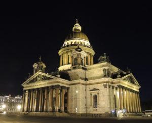 Isak-katedralen i St. Petersburg